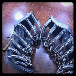 ALDO SHOES heeled shoes